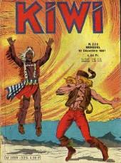 Kiwi -320- Le trésor de Manitou