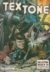 Tex-Tone -Rec79- Collection reliée N°79 (du n°490 au n°493)