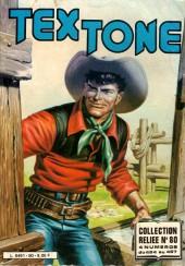 Tex-Tone -Rec80- Collection reliée N°80 (du n°494 au n°497)