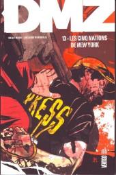 DMZ (Panini) -13- Les Cinq nations de New York