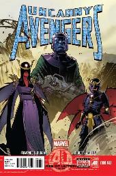 Uncanny Avengers (2012) -8AU- Uncanny Avengers 8