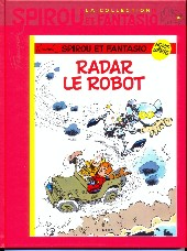 Spirou et Fantasio - La collection (Cobra) -18- Radar le robot