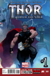Thor: God of Thunder Vol.1 (Marvel comics - 2013-2014) -1- The God Butcher, Part One of Five : A World Without Gods