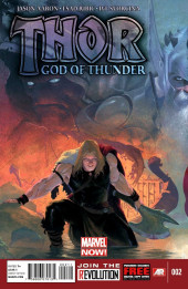 Thor: God of Thunder Vol.1 (Marvel comics - 2013-2014) -2- The God Butcher, Part Two of Five : Blood in the Clouds