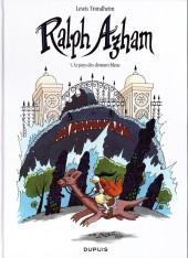 Ralph Azham -5- Le pays des démons bleus