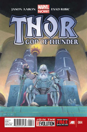 Thor: God of Thunder Vol.1 (Marvel comics - 2013-2014) -4- The God Butcher, Part Four of Five : The Last God in Asgard