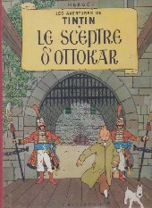 Tintin (Historique) -8B25- Le sceptre d'Ottokar