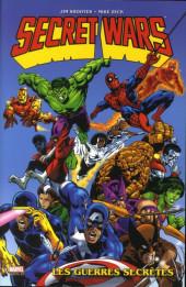 Marvel Gold -9- Secret Wars : Les guerres secrètes
