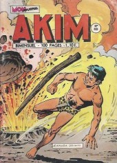 Akim (1re série) -325- Les lianes serpents