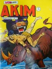 Akim (1re série) -536- Feu sur la montagne
