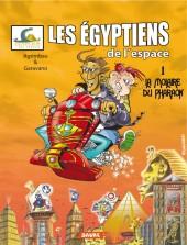 Les Égyptiens de l'espace -1- La molaire du pharaon
