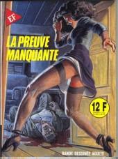 Histoires noires (Elvifrance) -138- La preuve manquante