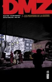 DMZ (Urban Comics) -7- Les Pouvoirs de la guerre