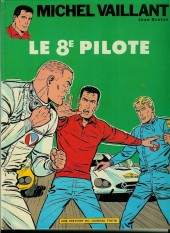 Michel Vaillant -8b1972- Le 8e pilote