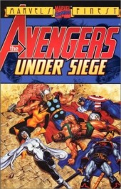 Avengers (The) (1963) -INT- Under Siege