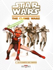 Star Wars - The Clone Wars (2e série) -3- La planète des fauves (an -22)