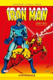 Iron Man (L'intégrale) -6- Intégrale 1970-1971