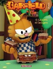 Garfield & Cie -12- Lasagnes et castagnes