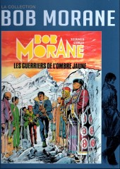 Bob Morane 11 (La collection - Altaya) -25- Les Guerriers de l'Ombre Jaune