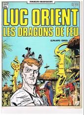 Luc Orient -1Can- Les dragons de feu