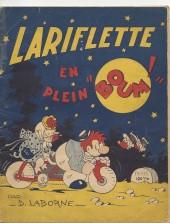 Lariflette -3- Lariflette en plein