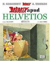 Astérix (en latin) -16- Asterix apud helvetios