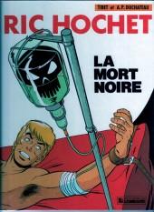 Ric Hochet -35a87- La mort noire