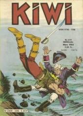 Kiwi -335- Le loup sacré...