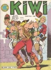 Kiwi -340- Un étrange ami !