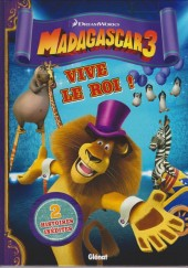 Madagascar -3- Madagascar 3 - Vive le roi !