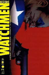 Before Watchmen -4- Volume 4