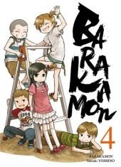 Barakamon -4- Tome 4