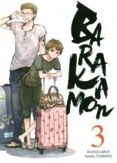 Barakamon -3- Tome 3