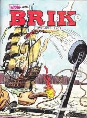 Brik (Mon journal) -184- La fille au boulet d'or