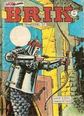 Brik (Mon journal) -187- L'homme aux faucons