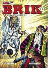 Brik (Mon journal) -189- Le monstrueux spectre de la nuit