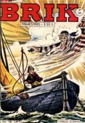 Brik (Mon journal) -190- Le trésor des princes pirates