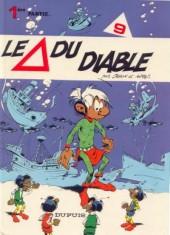 Les petits hommes -9b85- Le triangle du diable