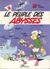 Les petits hommes -10a1985- Le peuple des abysses