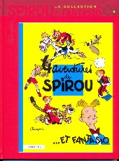 Spirou et Fantasio - La collection (Cobra) -19- 4 aventures de Spirou... et Fantasio