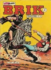 Brik (Mon journal) -201- La frégate mystérieuse