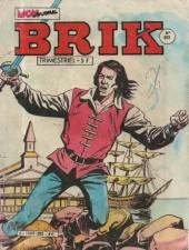 Brik (Mon journal) -203- Les Vautours de la Méditerranée