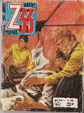 Z33 agent secret -89- Von Krusser mort ou vif