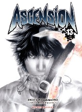 Couverture de Ascension (Sakamoto) -13- Tome 13