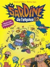 Sardine de l'espace (Dargaud) -12- Môssieur Susupe et Môssieur Krokro