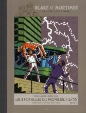 Blake et Mortimer - La collection (Hachette) -12- Les 3 formules du professeur Satô - Tome II - Mortimer contre Mortimer