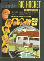 Ric Hochet - La collection (Hachette) -66- Penthouse story