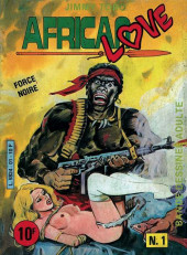African Love -1- Force noire