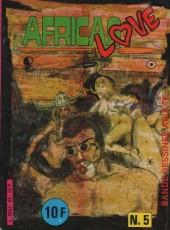 African Love -5- L'amazone géante