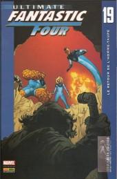 Ultimate Fantastic Four -19VC- Le retour de l'homme-taupe